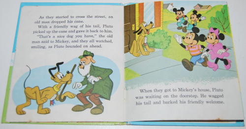 Mickey mouse pet show book 8