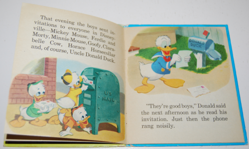 Donald duck's lucky day 5