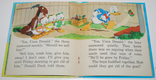 Donald duck's lucky day 8