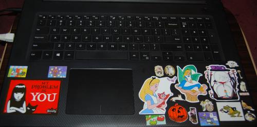New laptop xx