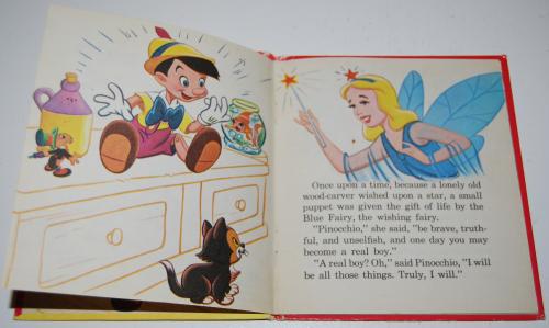 Pinocchio tellatale book 2