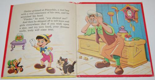 Pinocchio tellatale book 7