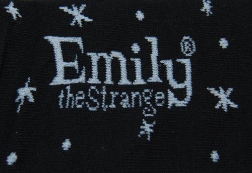 Emily strange socks x