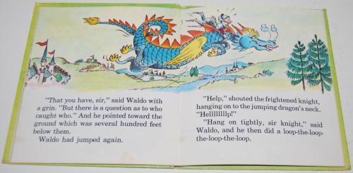Waldo the jumping dragon 7