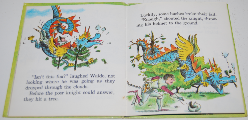 Waldo the jumping dragon 8