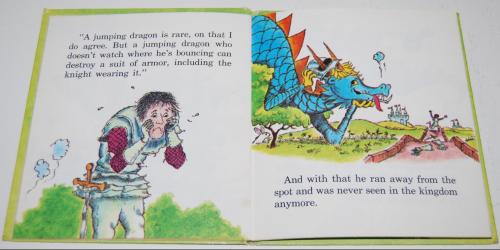 Waldo the jumping dragon 9
