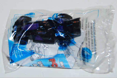 Happy meal toy hot wheels 7