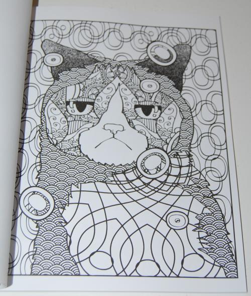 Grumpy cat hates coloring book 3