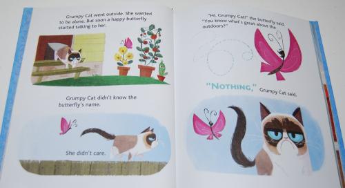 Grumpy cat little golden book 2