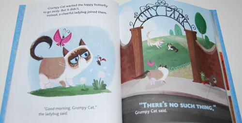 Grumpy cat little golden book 3