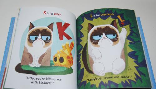 Grumpy cat little golden book 6