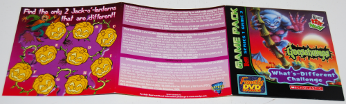 Wendy's kids meal cd games x