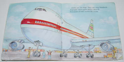 Airplanes book 3