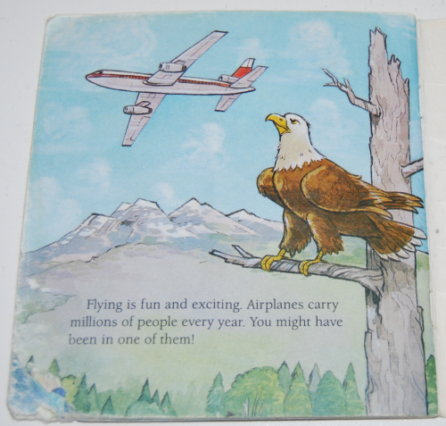 Airplanes book 6