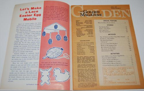 Golden magazine april 1971 1