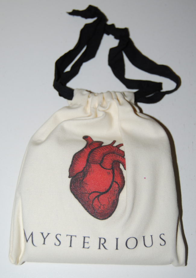 mysterious heart