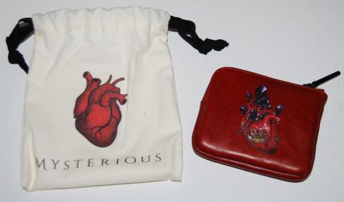 Mysterious jabberwock heart