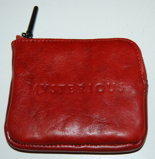 Mysterious wallet
