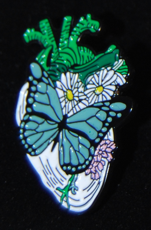 Mysterious pin x