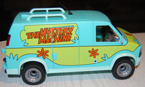 Playmobil scooby doo mystery machine (2)