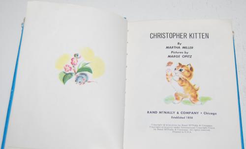 Christopher kitten 1