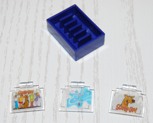 Playmobil scooby doo accessories files