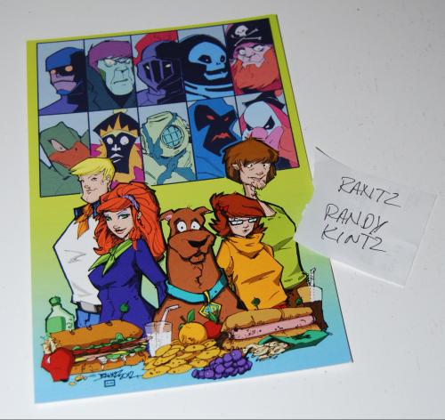Rantz comics