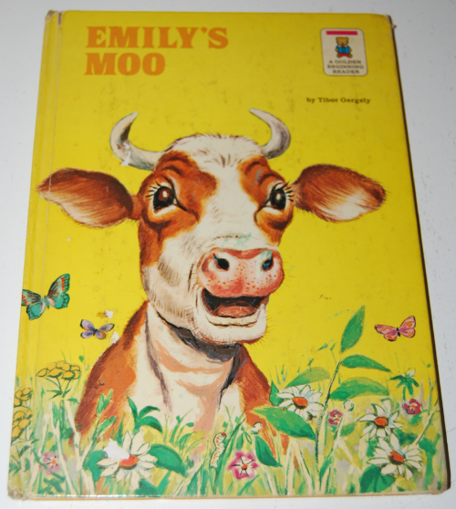 Emily's moo book