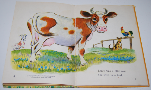 Emily's moo book 2