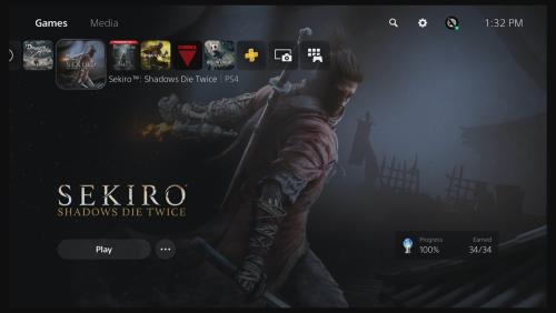 Sekiro update 1