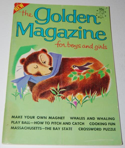 Golden mag may 1964