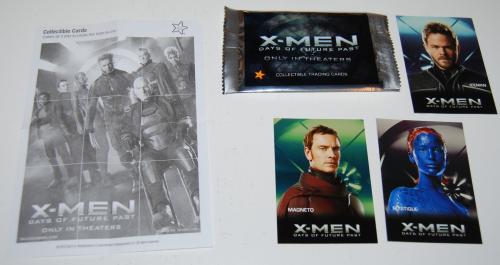 Xmen cards