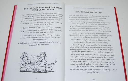 Girls' book 8