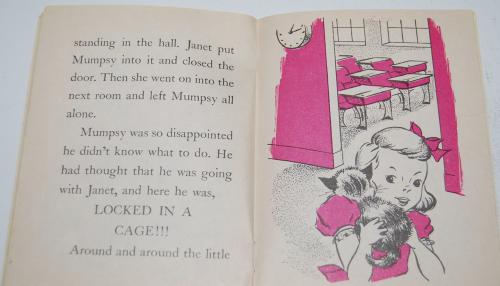 Mumpsy goes to kindergarden 5