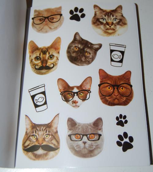 1000 ridiculously cute stickers book 10