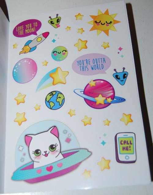 1000 ridiculously cute stickers book 11