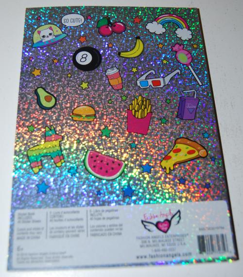1000 ridiculously cute stickers book x