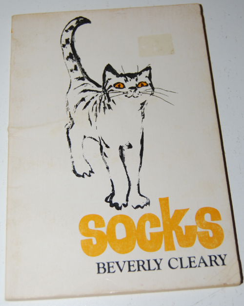 Socks beverly cleary