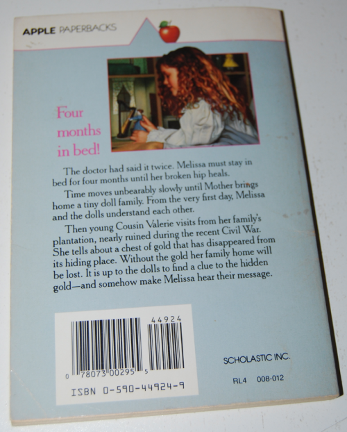 Midnight in the dollhouse book
