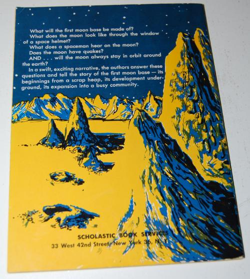 Moon base book