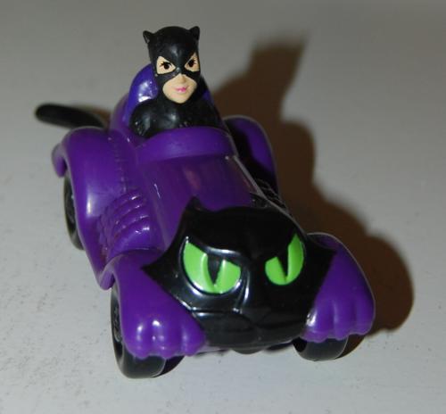 Happy meal toy batman 6