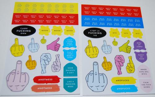 Planner stickers 2