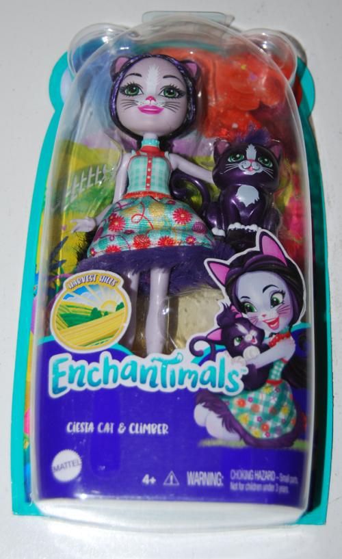 Enchantimals ciesta gat & climber