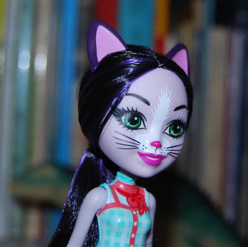 Enchantimal doll