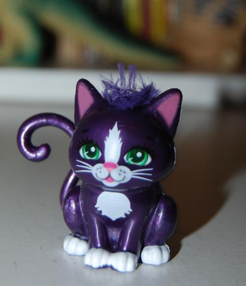Enchantimal doll kitty