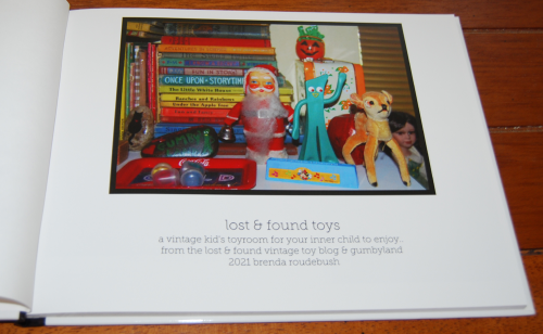Lost & found toys book 1