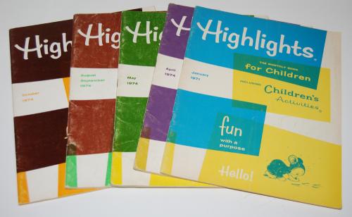 Highights for children