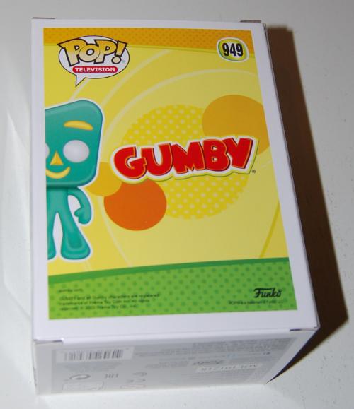 Funko pop gumby 1