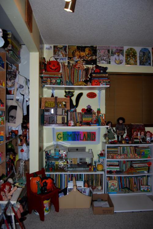 Funko gumbyland toyroom