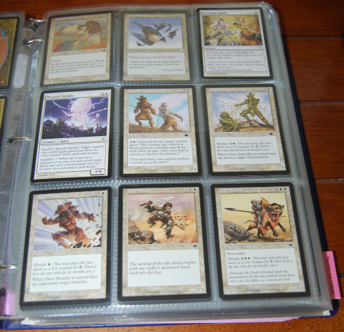 Magic the gathering cards 42